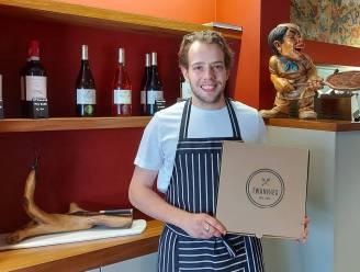 Jonge chef-kok Anton (27) opent afhaalrestaurant Twannies in centrum Retie