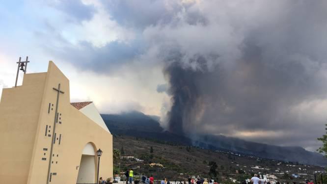"""Vulkaanuitbarsting op La Palma: """"Dit kan ook gebeuren in de Eifel, vlak bij onze Ardennen"""""""
