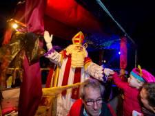Sinterklaas welkom in Kaatsheuvel: 'Maar lichtjesintocht lukt niet meer'