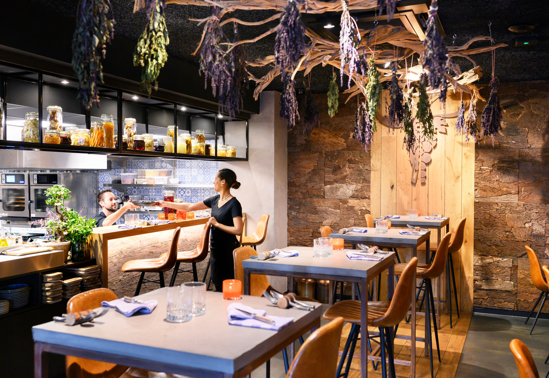 Restaurant Brass Boer Thuis in Zwolle.