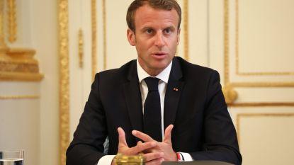 Macron ontslaat zijn woordvoerder na Benella-affaire