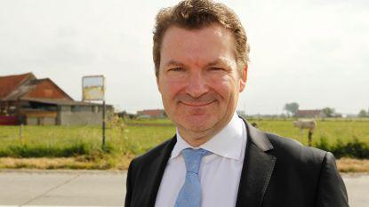 Joris Hindryckx (55) is nieuwe burgemeester van Houthulst