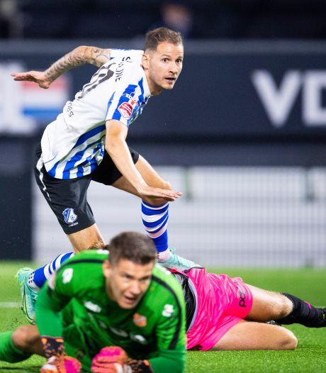 Twinkeling terug in de ogen van FC Eindhoven-aanvaller Sleegers: 'Dit is de Joey die ik hoor te zijn'