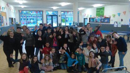 Spelmarkt KAZ-klas bezorgt kinderen spelplezier