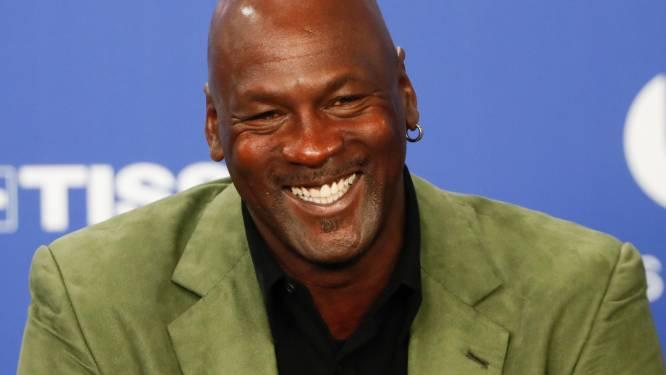 Basketbalschoenen Michael Jordan voor bijna 1,5 miljoen dollar geveild