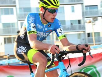 """Belofte Joran Wyseure eindigt als veertiende in Kortrijk: """"Eens op andere manier kunnen rijden"""""""