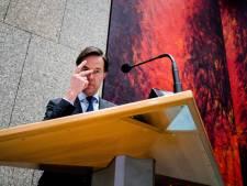 Slotsom 'bezinningsweekeinde': D66 en CDA sluiten Rutte (nog) niet uit, ChristenUnie en SP doen dat wel