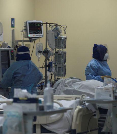 Au Chili, il y a plus de jeunes que de personnes âgées en soins intensifs