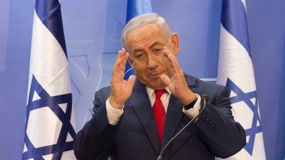 """Netanyahu: """"Iran produceert raketten in Syrië en Libanon om tegen Israël te gebruiken"""""""