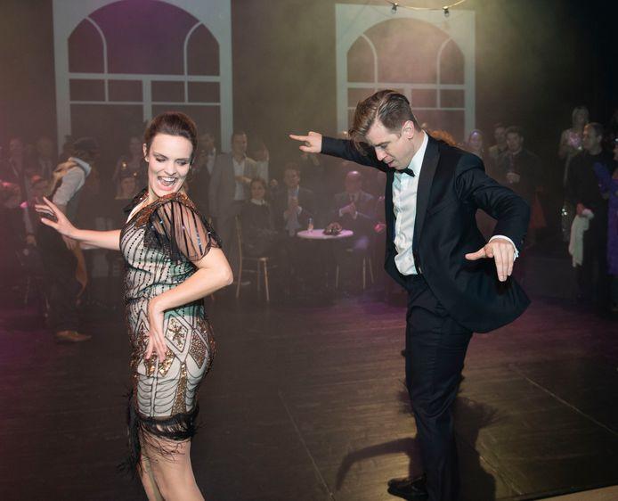 Emelien Raats en Timo Descamps