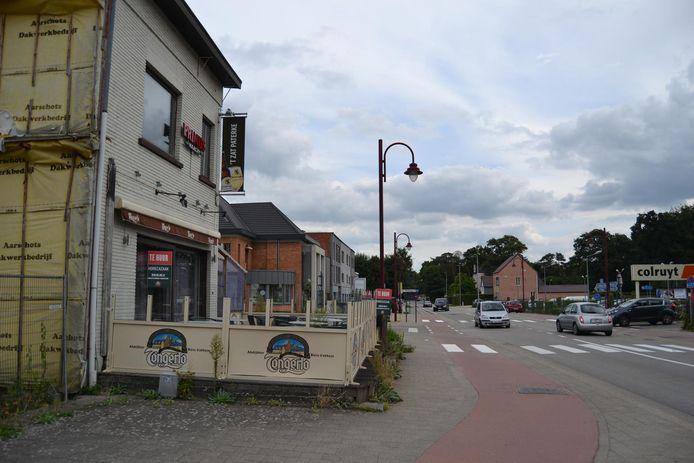 't Zat Paterke, het laatste dorpscafé, staat te huur.
