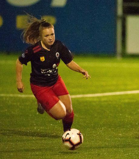 Nuenense Julia Ibes wil met Excelsior 'haar' club PSV pijn doen