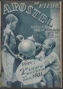 Cover van het blad De Kleine Apostel, oktober 1937.