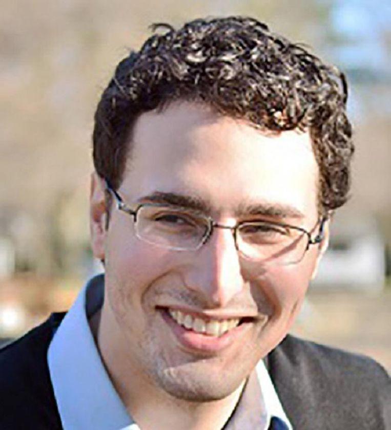 Aaron Regunberg Beeld