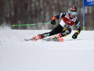 """Skiër Sam Maes negen maanden out door kruisbandblessure: """"Hopelijk weer fit voor Olympische Spelen 2022 in Peking"""""""