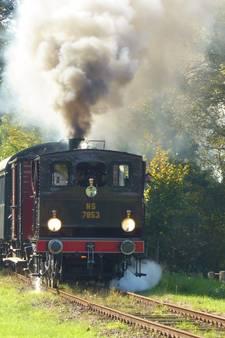 Twentse treinen transpireren voor toeristen