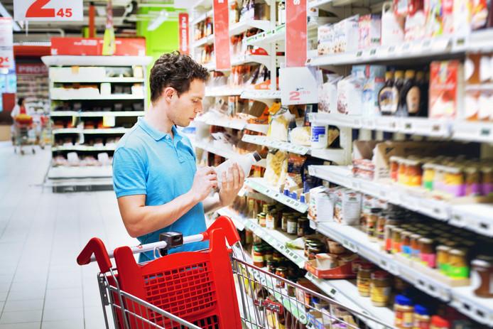 Etiketten lezen in de supermarkt: niet meer nodig.