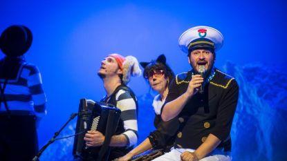 Kapitein Winokio opent herfstvakantie in Arjaantheater
