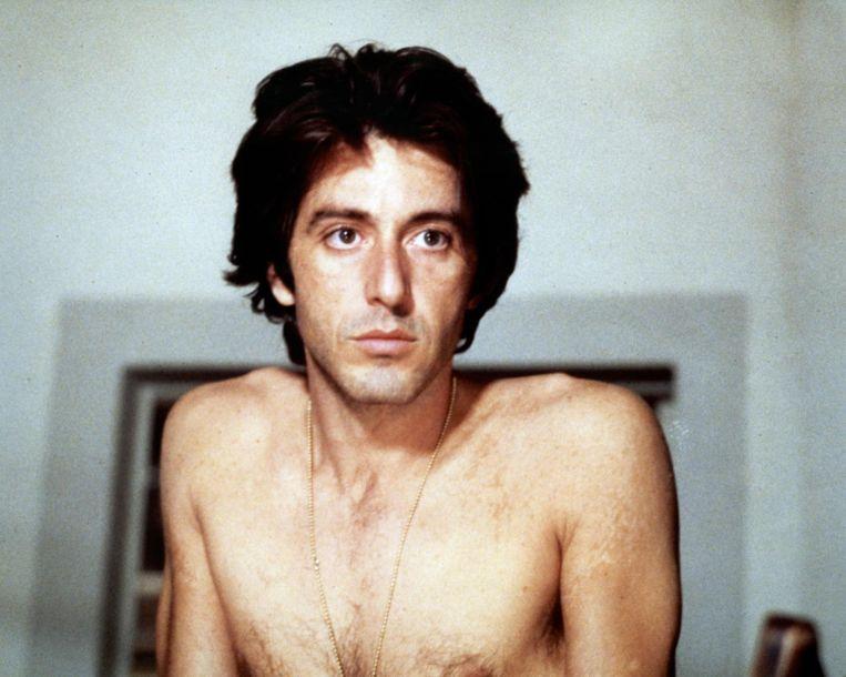 Over acteur Al Pacino: 'Van hem geloof ik alles.' Beeld getty