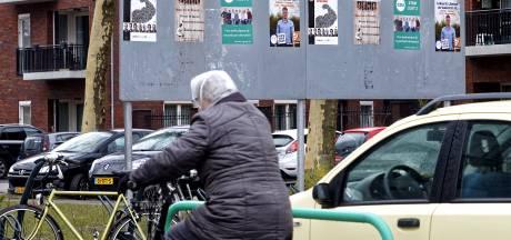Verkiezingsspel kan op de wagen in Haaren en bij de buren