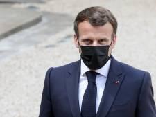 """Emmanuel Macron presse la Commission européenne d'agir """"très vite"""" sur le plan de relance"""