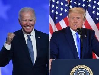 Biden na week meer gewaardeerd dan Trump in volledige ambtstermijn