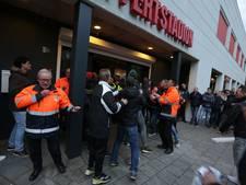 Woedende NEC-fans zorgen voor chaos rond Goffert