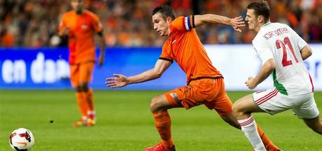 Maarten Wijffels: Van Persie keert terug bij Oranje