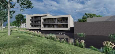 Oud schoolpand maakt in Waalwijk plaats voor nieuw appartementencomplex