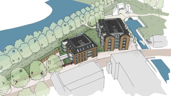 Hulstenaren vinden ontwerp complex De Posthoorn 'super lelijk'