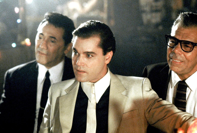 Frank Adonis, Ray Liotta en John Manca in Goodfellas (1990)