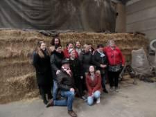 Les Miserables op de boerderij; het kostte De Stuiter best moeite bijzondere plek te vinden