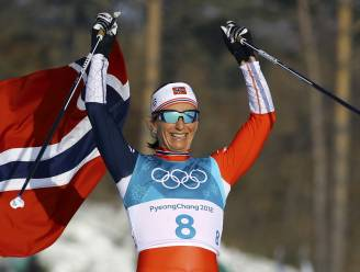 Marit Björgen, meest gelauwerde atlete op Olympische Winterspelen, stopt