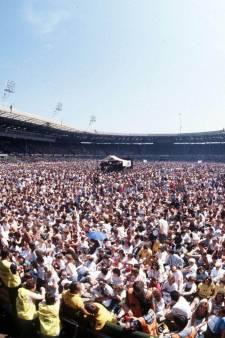 Quiz | 35 jaar na Live Aid: welk optreden was in Nederland en waarom speelde Ron Wood op een luchtgitaar?