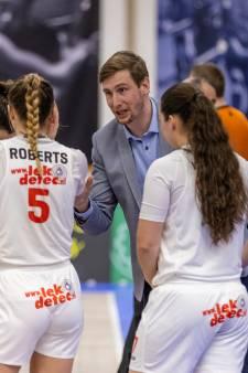 Tiende overwinning op rij voor Betuwse koploper van de basketball league