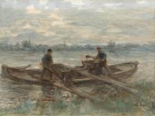 Bijzondere aquarellen in De Mesdag Collectie