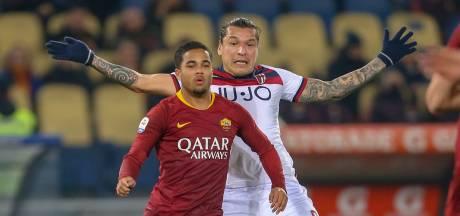 AS Roma houdt druk op Milan met zege op Bologna