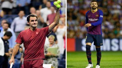 """Federer waarschuwt Barça-speler voor nieuw format Davis Cup met deal van 2,5 miljard euro: """"De Davis Cup mag niet de Piqué Cup worden"""""""
