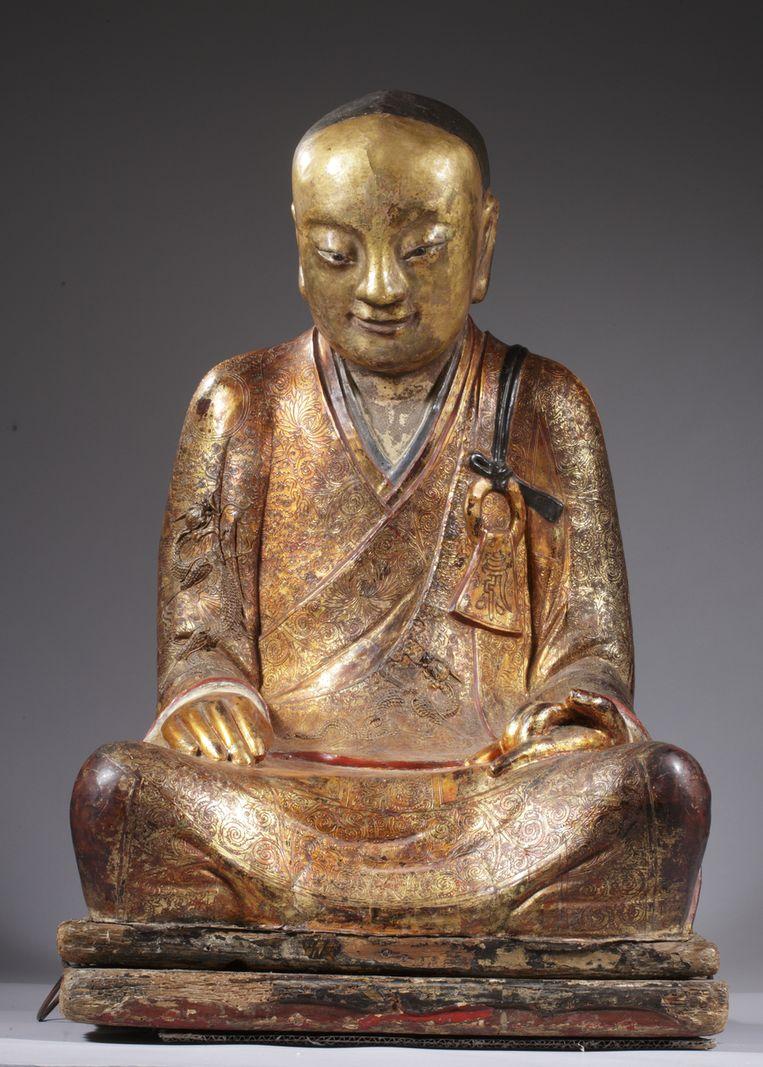 Boeddah... Beeld Rob Huibers