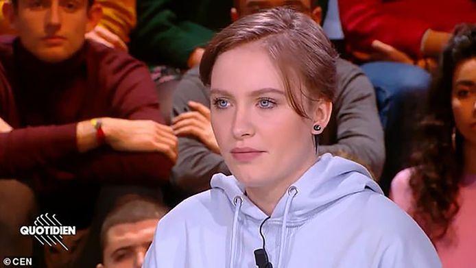 Mila was in februari 2020 in nasleep van de video, te gast in het Franse praatprogramma Quotidien.