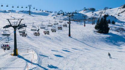 Meer skiongevallen en breuken, meer autopech en vragen over coronavirus bij krokusvakantiegangers