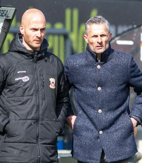 GA Eagles met vaste basis op volle kracht vooruit richting topper bij De Graafschap: 'We moeten winnen, maar vertrouwen is groot'