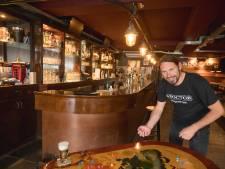 Wageningse barman verandert bartafel in Riskbord