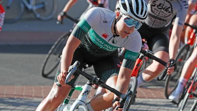 """Kim De Baat na avontuur in Dubai terug in het land: """"In Omloop van de Westhoek reed ik makkelijk"""""""
