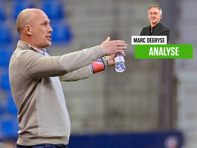 """Ook onze analist Marc Degryse ziet de nervositeit in Brugge toenemen: """"Clement begon plots rare dingen te doen"""""""