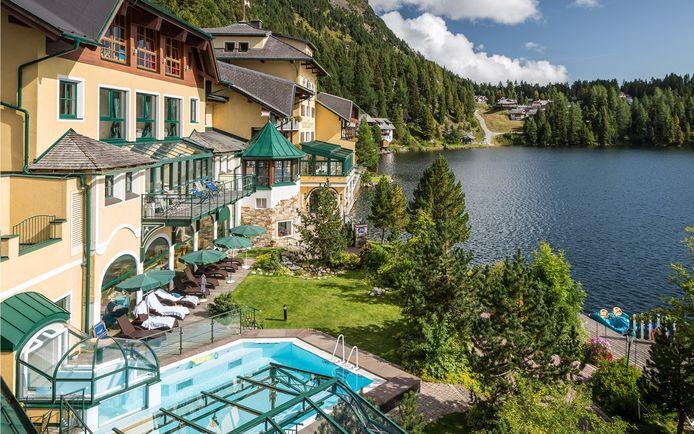 De sleutelpasjes van het eeuwenoude Oostenrijkse hotel is gehackt.