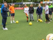 Sjaak Swart (80) in Zwolle; de fitste van allemaal