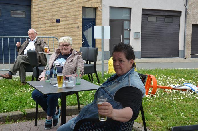 Het startweekend van het Vlaams Huis van Forza Ninove in de Pamelstraat.