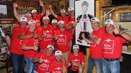 Bouwelse wielerfans trekken massaal naar het Nederlands kampioenschap wielrennen om er hun held Cees Bol aan te moedigen