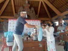 Honger op Bali door corona, Rodney uit Nieuwendijk komt in actie: 'Mensen lijden honger, hun spaargeld is op'